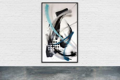 """""""P0320"""" - 146 x 89 cm - Serie """"PULSION"""""""